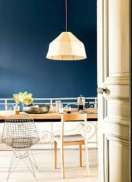 style leader a wall painted in charcoal drift by paint company dulux adds drama to