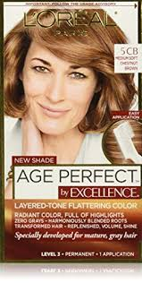 Age Perfect Hair Color Chart Loreal Excellence Age Perfect Hair Color Review I Put It