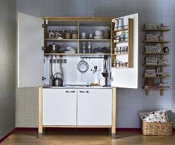 Apartment Kitchen Storage