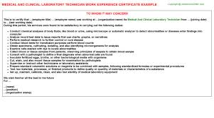 University Te Work Experience Certificate Sample For Teacher Best Of