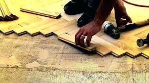 how to install engineered hardwood floors on concrete installing engineered hardwood installing engineered