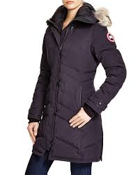 Canada Goose Lorette Down Coat with Coyote Fur - 100% Bloomingdale s  Exclusive   Bloomingdale s