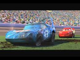 cars the movie the king. Perfect King Cars Final Race  Its Just An Empty Cup Throughout The Movie King