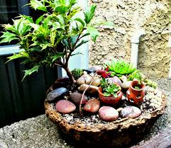 miniature rock garden ideas 6