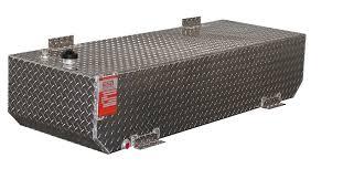 65 Gal Rectangle Fuel Tank - ATI | | 4 Truck Accessories