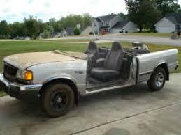 Craigslist #FAIL: Who Wants A Real Ford Ranger Convertible?