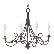 black color rustic cast iron chandeliers with candle holder for kitchen or dining room lighting ideas