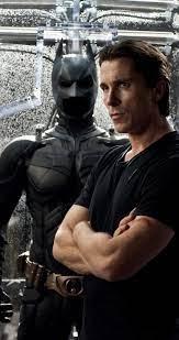 Christian bale, Batman the dark knight ...