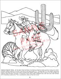 cowboy horse giant coloring books