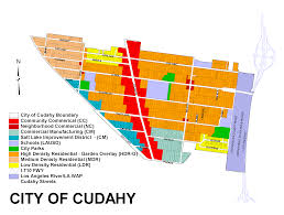 Planning City Of Cudahy