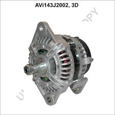 avi143j2002 alternator product details prestolite leece neville avi143j2002 3d photo