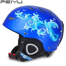 <b>FEIYU</b> 2015 new adult children ski <b>helmet</b> men and women single ...