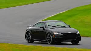 The Audi TT RS and RS3 Take Turns Torching the Track at Lime Rock ...