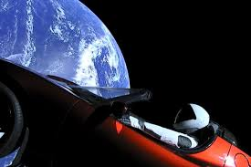 Image result for car on space