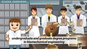 Best Biomechanical Engineering Schools and Colleges
