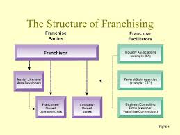 Example Of Franchise 1 Ch Outline Franchising 1 The Terminology And Structure Of