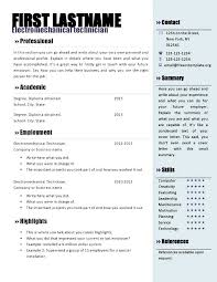 Free Download Resume Templates For Microsoft Word 2010 Resume Format On Microsoft Word 2010 Awesome Word Resume