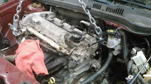 All Chevy chevy 2.2 engine : 2009 chevy cobalt 2.2 engine removal part 1 - YouTube