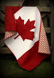 Canada Baby quilt - Canadian flag - national pride in red and ... & Canada Baby quilt - Canadian flag - national pride in red and white - true  north Adamdwight.com