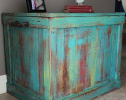 painted pallet furniture. beyond the picket fence pallet chest furniture painted r