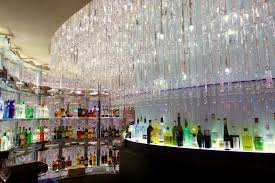 appealing where to eat on the las vegas strip plain en image of chandelier bar trend