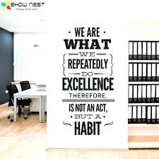 Inspirational office decor Modern Small Office Inspiring Quotes Wall Decals Inspirational Office Decor Pictures Decal Vinyl Sticker Mural Stickers Cheap Decoration Room Schooldairyinfo Decoration Inspirational Office Pictures