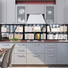 Kitchen Bookcase Kitchen Backsplash Bookcase 50 Desing Ideas For Kitchen Decor