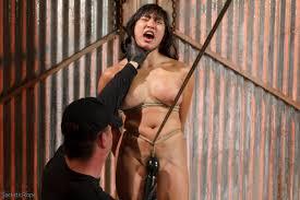 Mia suffers through predicament bondage and torment Pichunter.
