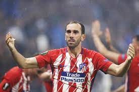 Report: Atletico Madrid Reject €25M Manchester United Move for Diego Godin  | Bleacher Report | Latest News, Videos and Highlights