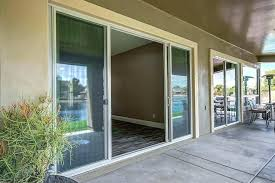 double pane glass replacement cost sliding door issues clean inside