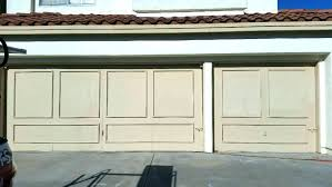 garage door frame repair cost to frame a wall garage door spring repair cost door frame