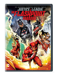Amazon.com: Justice League: The Flashpoint Paradox: Nathan ...