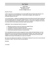 Sports Management Cover Letters Sample Job Application Letter For Accounting Position