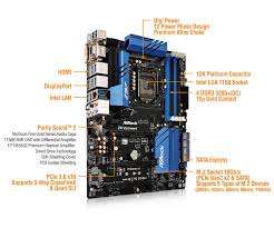 asrock > z97 extreme4 features