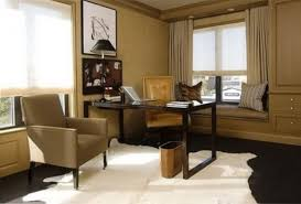 adorable office decorating ideas shape. Exciting Design Ideas Of Home Office Furniture Modern Adorable With Dark Brown Color Rectangle Shape Desk Decor Decorating R