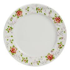 <b>Тарелка десертная Nouvelle Цветочные</b> кружева, 19 см ...
