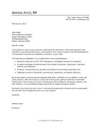 How Do A Cover Letter Free Nurse Practitioner Sample Are Examples We