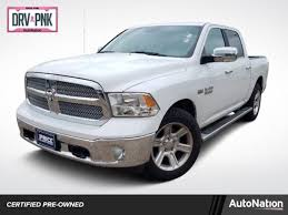 Used 2017 Ram 1500 Lone Star Silver For Sale in Fort Worth TX ...