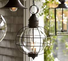 wonderful outdoor outdoor pendant lights epic pottery barn pendant lights