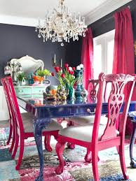 hot pink dining chairs dining room modern hot pink tufted dining chairs and brass chandelier of hot pink dining chairs
