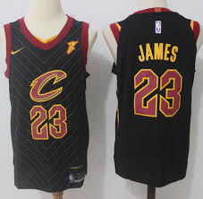 Jersey Cavs Lebron James Stitched