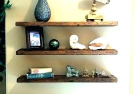 full size of lighting in decorative supplier wooden floating shelf natural wood shelves canada light amazing natural wood floating shelf