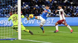Napoli - Torino 2-1 - Calcio - Rai Sport