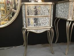 gold bedside table. Delighful Table Champagne Gold Bedside Table Throughout