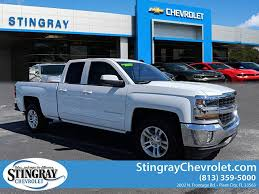 New 2019 Chevrolet Silverado 1500 2WD Double LT Extended Cab Pickup ...