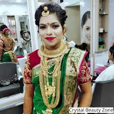 maharashtrian bridal pic