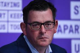 Andrews is from the left faction of his party, and it is noteworthy that, as labor has lurched to what and it cannot be emphasised too much that, a bit like whitlam except that dan gets away with it. Victorian Coronavirus Briefing Sees Daniel Andrews Grilled On Hotel Quarantine Failures But Few Insights Emerge Abc News