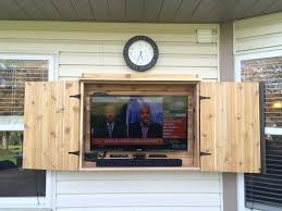 how to build an outdoor tv cabinet outdoor tv cabinet plans classic 7 best outdoor porch