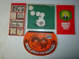 Alte Sprüche Kalender 1966 U 1975 Wandsprüche In Wandsbek Hamburg