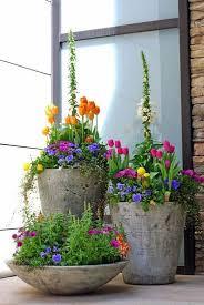 Different Designs Of Flower Pots 29 Best Front Door Flower Pots Ideas And Designs For 2019